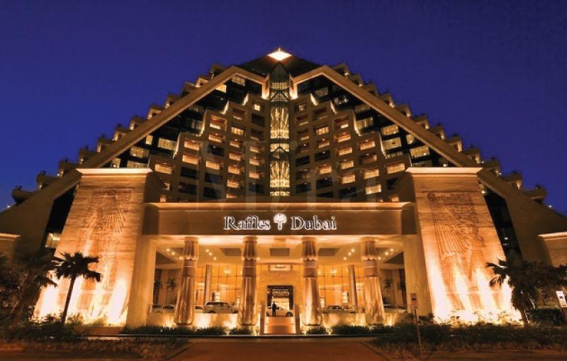 Raff les Hotel – Wafi Centre Dubai
